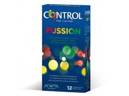 Control Sex fussion preservativo 12uds